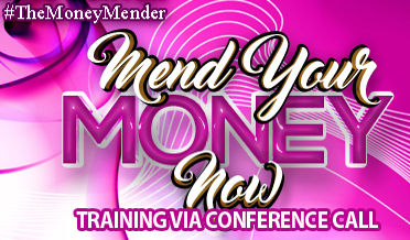 Mend Your Money Now!